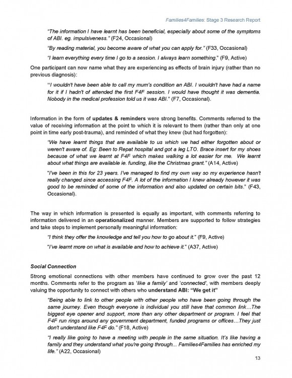 Families4Families Stage 3 Research Report_Page_17