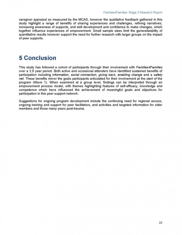 Families4Families Stage 3 Research Report_Page_26