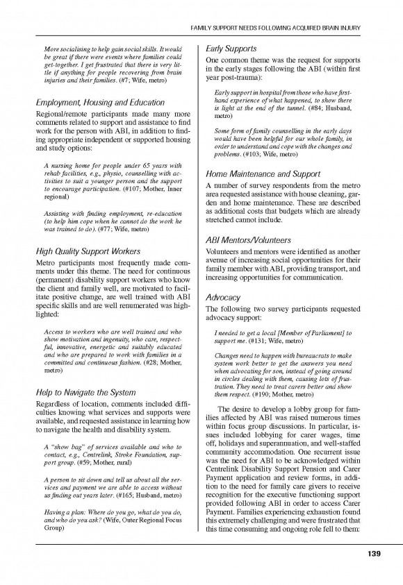 Family Support Needs Following ABI Across Metro and Regional SA_Page_09