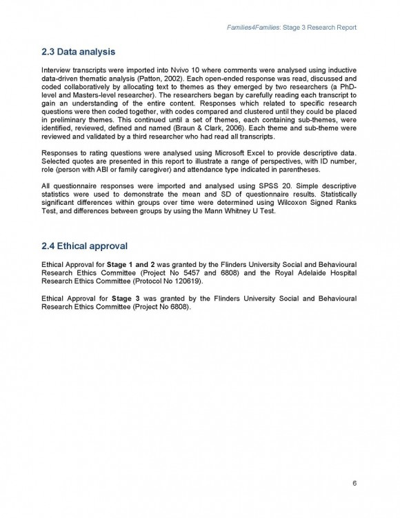 Families4Families Stage 3 Research Report_Page_10